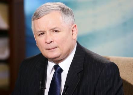 Jarosław Kaczyński wGorlicach