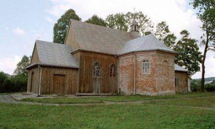 Zabytkowy kościół wWójtowej otrzyma naremont 47 tys. złotych
