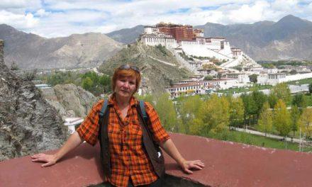 Alicja Mojko: Zanurzyć się wAzji – Indie, Chiny, Tybet