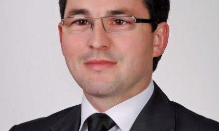 Podziękowania dla wyborców składa Mirosław Waląg