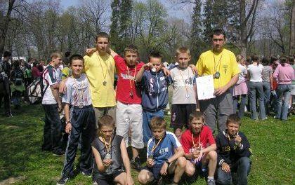 Mistrzostwa Powiatu Gorlickiego wBiegach Przełajowych