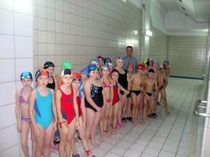 Nauka pływania dzięki Fundacji