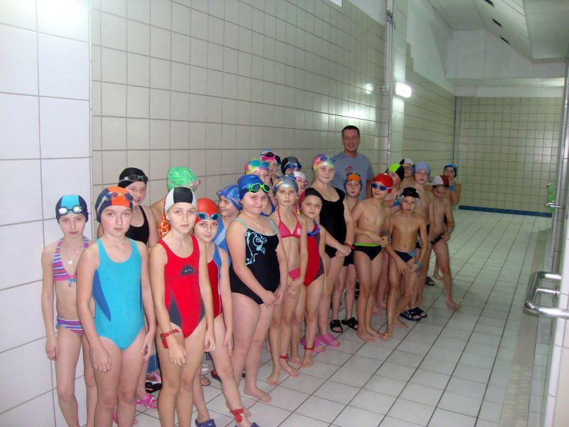 Lokalna Fundacja Oświatowa wLipinkach finansuje naukę pływania