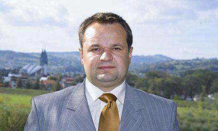 Paweł Śliwa kandydatem doSejmiku Województwa Małopolskiego