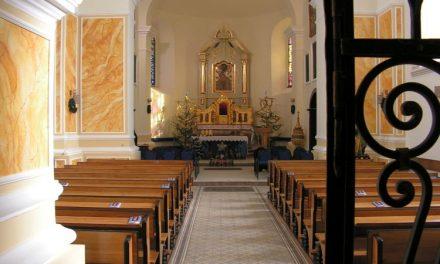 Stary kościół wLipinkach przeżywa drugą młodość