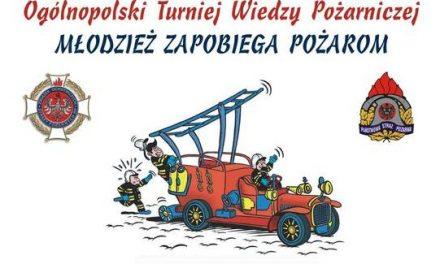 XIV Ogólnopolski Turniej Wiedzy Pożarniczej wGminie Lipinki