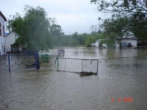 Powódź wGminie Lipinki