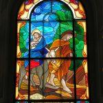 Dwa nowe witraże wdwóch lipińskich kościołach
