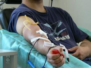 Oddaj krew, podaruj życie!