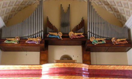 Renowacja starego kościoła wLipinkach. Pracowite wakacje