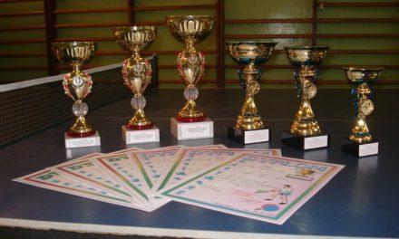 SP Pagorzyna: Gminne zawody tenisa stołowego