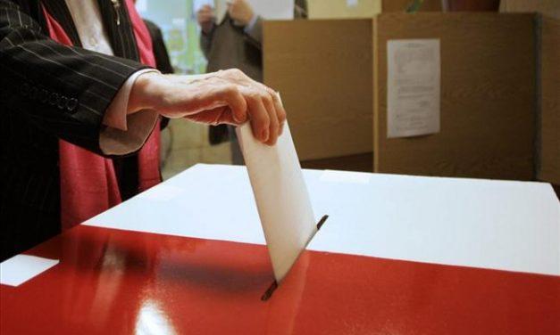Trwa głosowanie wwyborach samorządowych