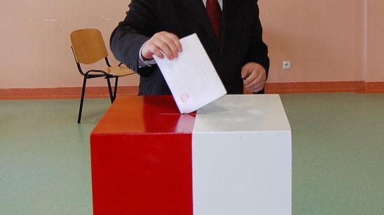 Frekwencja wyborcza wGminie Lipinki lepsza niż w2006 roku!