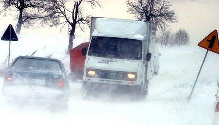 Prognoza pogody: Kolejne wiosenne opady śniegu