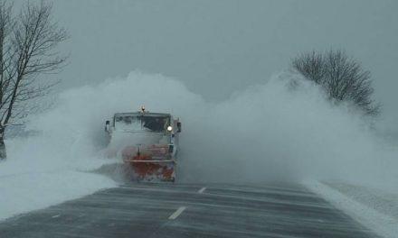 Ostrzeżenie przedzawiejami izamieciami śnieżnymi!