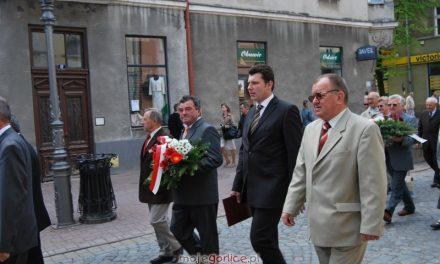 Gorlicka lewica świętuje 1 maja