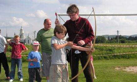 Festyn wKrygu rozpoczął sezon imprez plenerowych