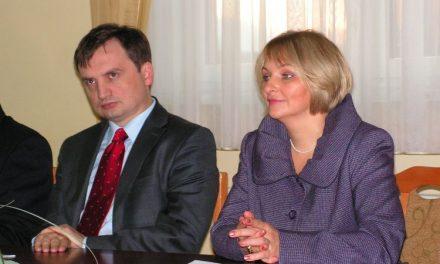 Zbigniew Ziobro zwizytą wLipinkach