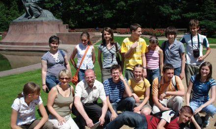 Wyjazd doSejmu dla młodzieży gimnazjalnej