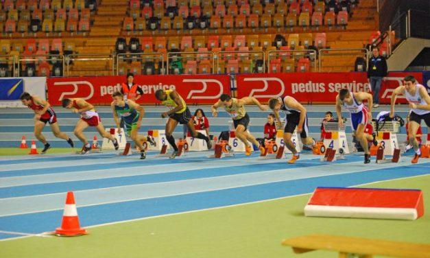 0,01 sekundy odzłota. Dominik Bochenek drugi naMistrzostwach Polski wSzczecinie