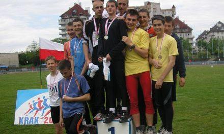 Aktualności KRAK-2007 ikolejne sukcesy ULKS Lipinki
