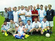 Nafta Kryg rozpoczęła piłkarską wiosnę