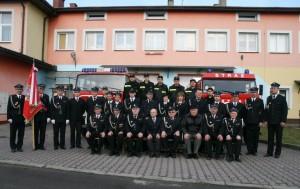 Strażacy OSP Lipinki przednaszą remizą