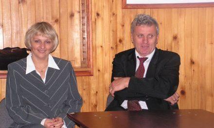 Spotkanie przedwyborcze zkandydatami PiS wLipinkach