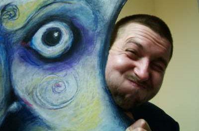 Szymon Kruczek zPagorzyny pokaże wGorlicach swoje rysunki