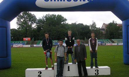 Cztery medale ULKS Lipinki wKrakowie