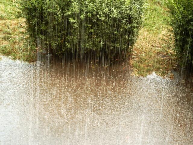 Jutro intensywne opady deszczu!