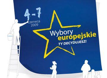 Obwody głosowania wwyborach doParlamentu Europejskiego