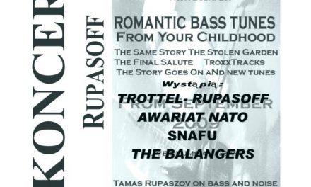 Koncert węgierskiego zespołu Trottel Stereodream zBudapesztu