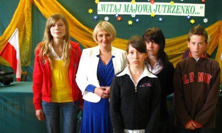 Barbara Bartuś zorganizowała konkurs historyczny dla gimnazjalistów