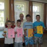 Turniej Tenisa Stołowego wBednarskim zanami