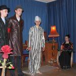 Historia Lipinek według Szkolnej Grupy Teatralnej Kurtyna