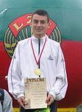 Daniel Kosiński zadebiutował naMistrzostwach Polski wLA