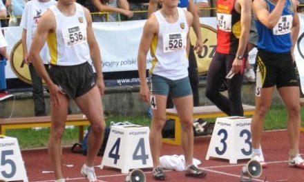 Dominik Bochenek pobiegł wLuksemburgu 7,89