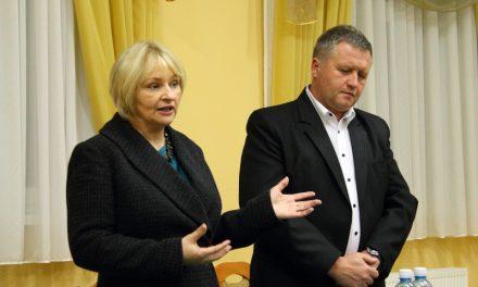 Poseł Barbara Bartuś zachęca: Wstępujcie doPiS!