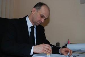 Wójt gminy Dębowiec - Zbigniew Staniszewski