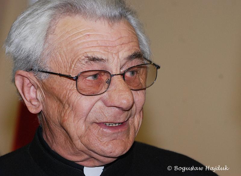 Zmarł ks.Ignacy Piwowarski