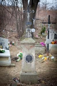 Stary cmentarz wLipinkach - fot.Wiktor Bubniak