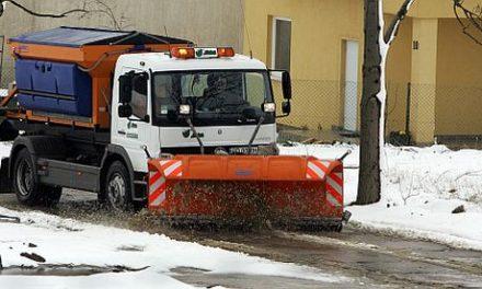 Ostrzeżenie meteorologiczne przedintensywnymi opadami śniegu