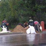 Zagrożenie powodziowe wLibuszy rośnie