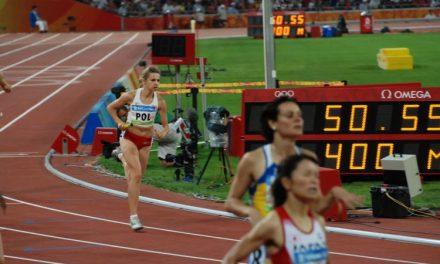 Jolanta Wójcik wspomina swój olimpijski występ