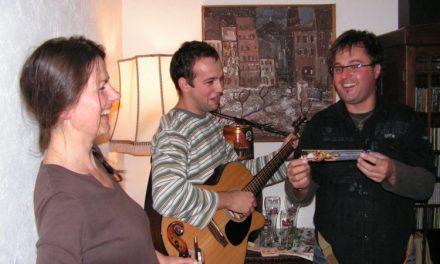 Otwarcie studia nagrań: Papaya Studio wLipinkach
