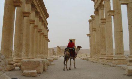 Łukasz Piróg: Starożytna Palmyra