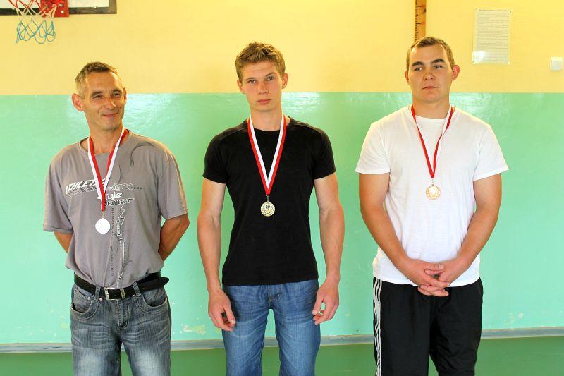 Marcin Polaszek bezkonkurencyjny wwieloboju siłowym
