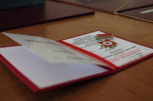Odznaka Zasłużonego Honorowego Dawcy Krwi