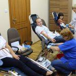 Czerwcowa akcja Klubu HDK Lipinki przyniosła 12,8 l krwi